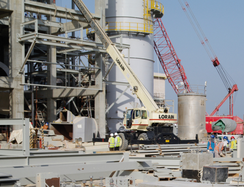 Infrastructure, Utilities & Offsites